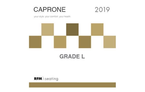 2019 Caprone- Grade L