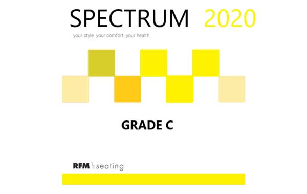 GRADE C – SPECTRUM 2020